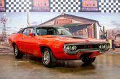 1971 Plymouth Roadrunner 383 4 Speed