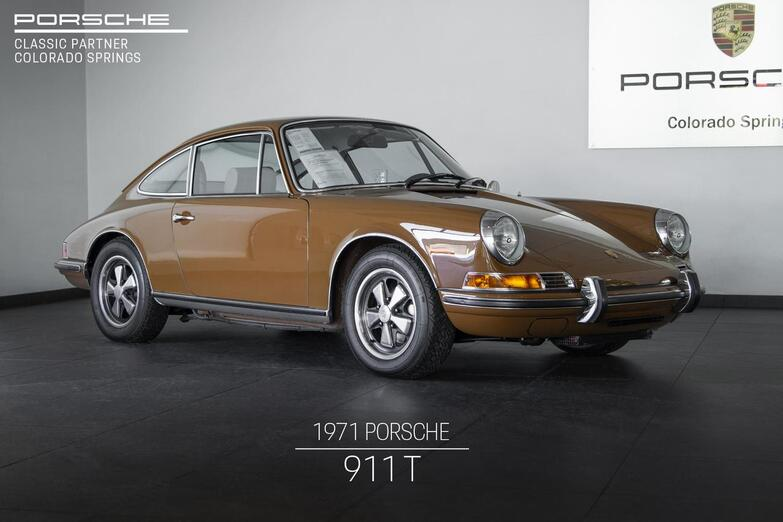 1971 Porsche 911 T Colorado Springs CO