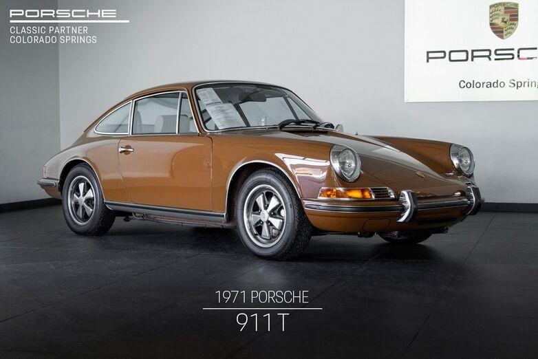 1971 Porsche 911 T Colorado Springs CO