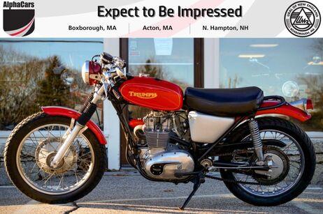 1971 Triumph T25SS T25SS Boxborough MA