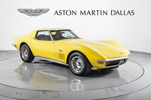 1972_Chevrolet_Corvette__ Dallas TX