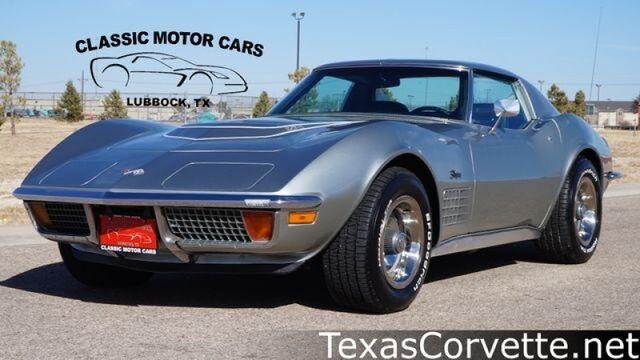 1972 Chevrolet Corvette LT-1 Lubbock TX