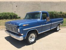 1972_Ford_100 V8 64K Actual miles_Automatic Transmission_ Addison TX