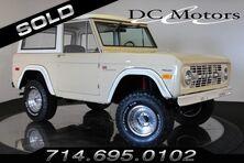 Ford Bronco  1972
