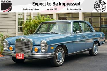 1972_Mercedes-Benz_280_SE W108_ Boxborough MA