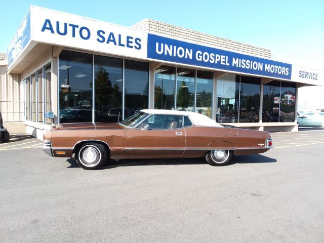 1972 Mercury Marquis Brougham Spokane Valley WA
