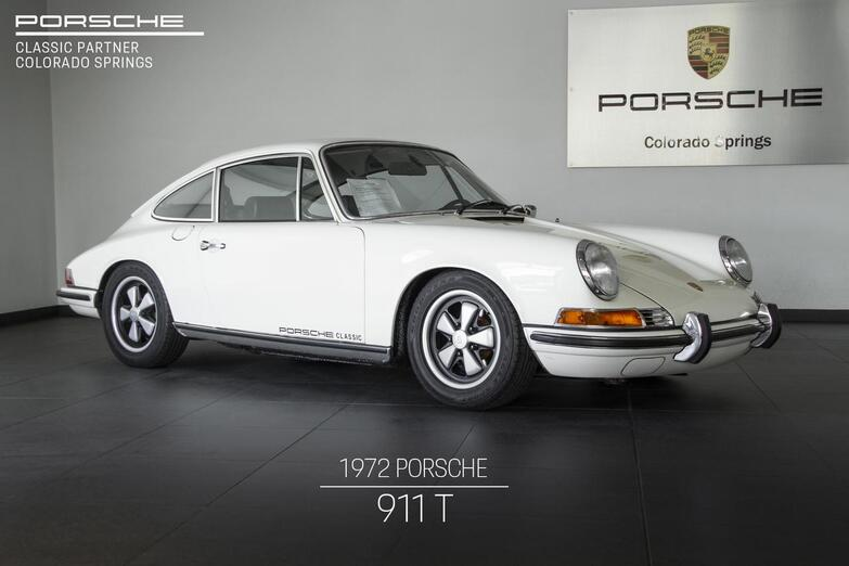 1972 Porsche 911 911 T Colorado Springs CO