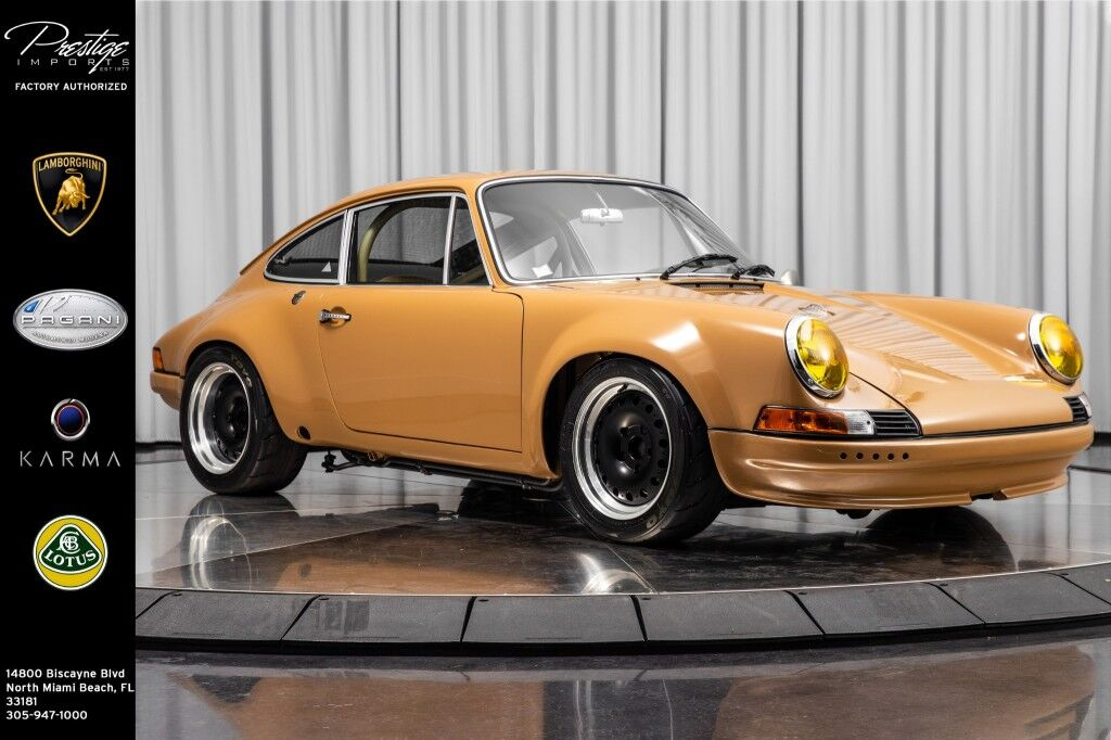1972_Porsche_911_Nemesis_ North Miami Beach FL