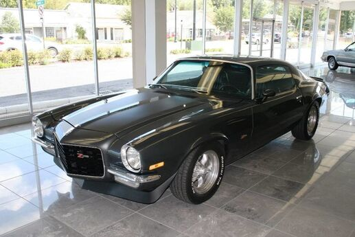 1973 Chevrolet CAMARO New GM Performance 454 Crate Engine - New Heat and Air Condition - Upgraded Stage 1 Suspension - Turbo 350 Transmission - New Alpine Head Unit with JL Speakers and Sub Nashville TN