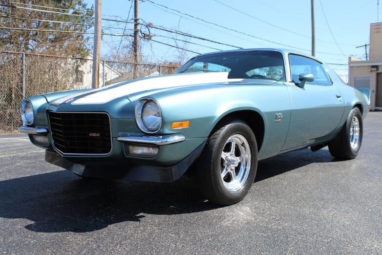 1973 Chevrolet Camaro SS 454  New Castle DE