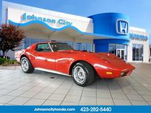 1973_Chevrolet_Corvette_Stingray_ Johnson City TN
