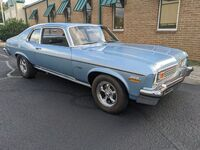 Chevrolet Nova Coupe 1973