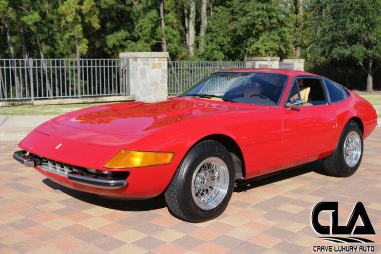 1973 Ferrari 365 GTB4 Daytona  The Woodlands TX