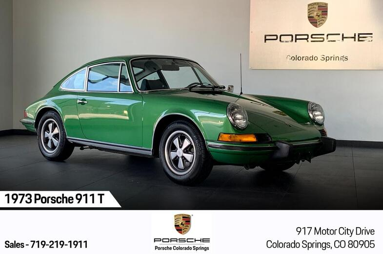 1973 Porsche 911 911 T Colorado Springs CO