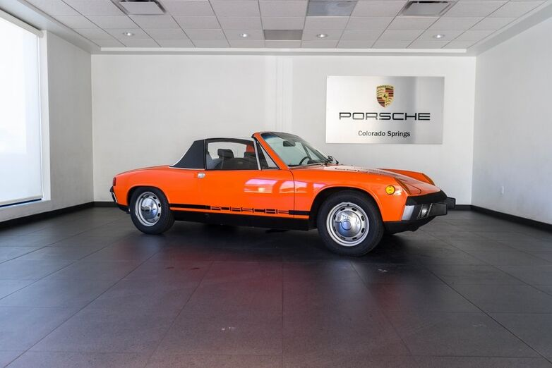 1973 Porsche 914 1.7 Colorado Springs CO