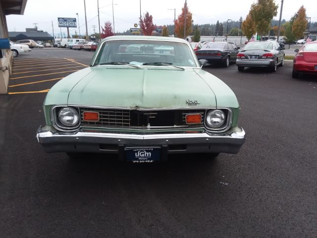 1974 Chevrolet Nova Coupe Spokane Valley WA