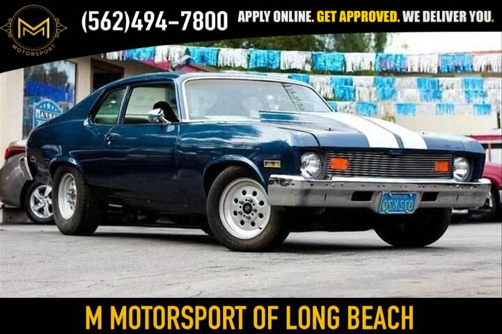 1974 Chevrolet Nova custom Long Beach CA