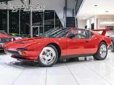 Detomaso Pantera Coupe **Concours Condition** 1974