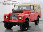 1974 Land Rover Defender 109 Series 3