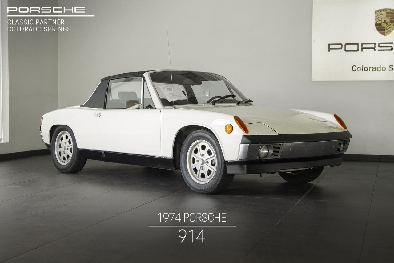 1974 Porsche 914 2.0 Colorado Springs CO