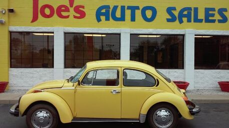 1974_VOLKSWAGEN_SUPER BEETLE_TYPE 1_ Indianapolis IN