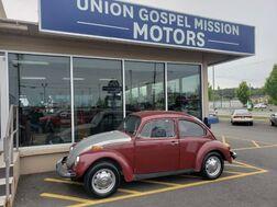 1974_Volkswagen_Beetle_Bug_ Spokane Valley WA