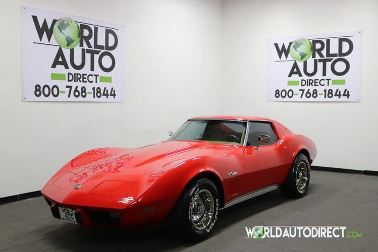1975_Chevrolet_Corvette Stingray_Stingray_ Houston TX