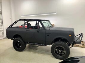 International Harvester Scout II  1975