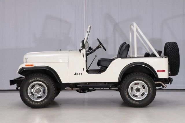1975 Jeep CJ-5 4WD 3MT West Chester PA