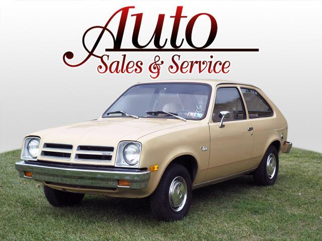 1976 Chevrolet Chevette  Indianapolis IN