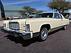 1976 Lincoln Continental Town Coupe Scottsdale AZ