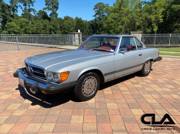 1976 Mercedes-Benz 450 SL  The Woodlands TX