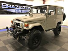 1976_Toyota_Land Cruiser_FJ40_ Houston TX