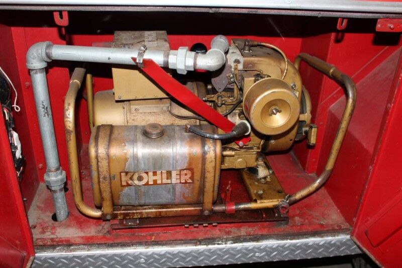 1976 Van Pelt Engine 33 Historical Fire Truck Scottsdale AZ