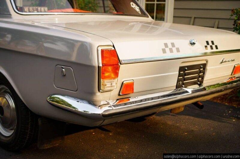 1976 Volga GAZ M24 Moscow Taxi  Boxborough MA