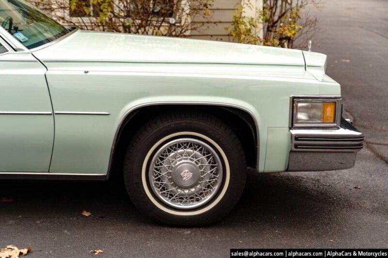 1977 Cadillac Coupe DeVille Boxborough MA