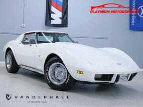 Chevrolet Corvette Auto T Top 1977