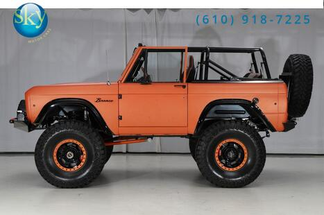 1977_Ford_Bronco 4WD_LS3 V8_ West Chester PA