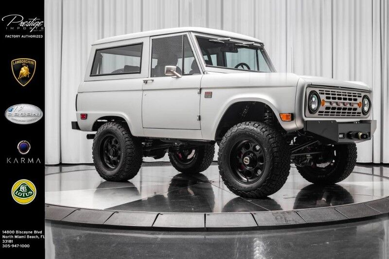 1977_Ford_Bronco ICON Br__ North Miami FL