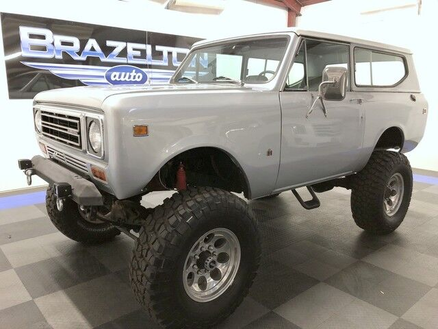 1977 International Harvester Scout II  Houston TX