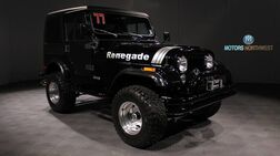 1977_Jeep_CJ5_Renegade_ Tacoma WA