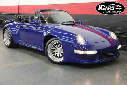 1977_Porsche_911_2dr Convertible_ Chicago IL