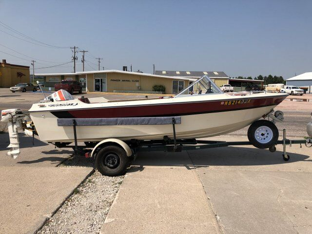 1977 STARCRAFT 18 ft. AMERICAN OUTBOARD Kimball NE