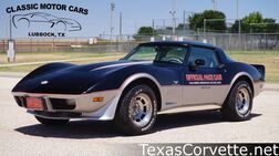 1978_Chevrolet_Corvette_25th Anniversary Pace Car_ Lubbock TX