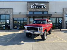 1978_Ford_Bronco Custom__ Springfield IL