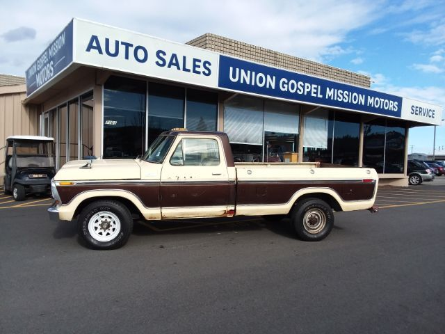 1978 Ford F-250 Pickup Spokane Valley WA