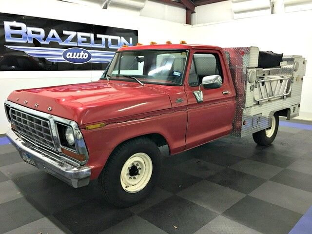1978 Ford F-250 Tailgating Truck, TV, Satellite, Sink, Keg Tap, and TONS more Houston TX