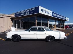 1978_Ford_LTD_Sedan_ Spokane Valley WA
