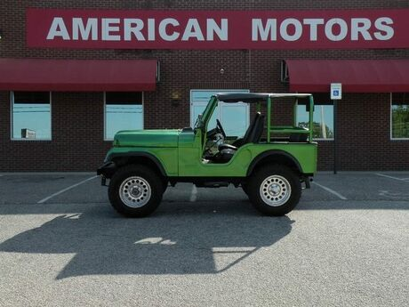 1978 Jeep CJ-5  Jackson TN