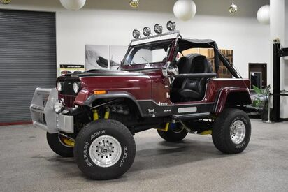 1978_Jeep_CJ_Custom_ Boston MA